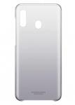Samsung Gradation Cover для Galaxy A20 (A205F) Black