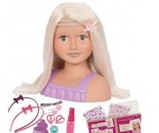 Our Generation Лялька-манекен Модний перукар