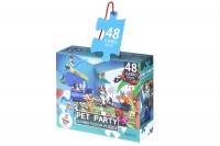 Same Toy Пазл Вечірка домашніх тварин (48 ел.)
