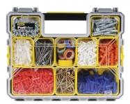 Stanley Ящик-органайзер пластмассовый (44.6 x 11.6 x 35.7)