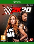 Games Software WWE 2K20