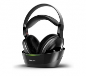 Philips SHD8850 Black Wireless