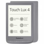 PocketBook Touch 627 Lux 4 [Matte Silver]