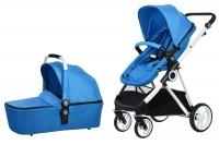 Miqilong Універсальна коляска 2в1 Mi baby T900 [T900-U2BL01]