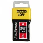Stanley 1-TRA206T Скоби 10мм (1000шт.) (блістер)