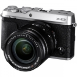 Fujifilm X-E3 + XF 18-55mm F2.8-4R Kit [Silver]