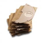 Karcher Фільтр-мішки паперові (5 шт.) для WD 2