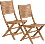 Fieldmann Эргономичный стул со спинкой, 2шт.