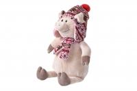 Same Toy Свинка в шапці (38 см)
