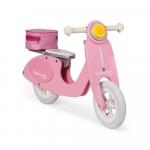 Janod Толокар - Ретро скутер (рожевий)