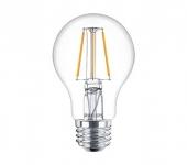 Philips LEDClassic ND E27 4-50W WW CL A60 (декоративна)