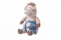 Same Toy Свинка в комбінезоні (18 см)