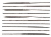 Topex 06A020 Надфiлi голчастi по металу, набiр 10 шт.