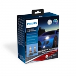 Philips H8/H11/H16 X-treme Ultinon Led +250%, 2 шт/комплект
