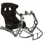Playseat Кокпіт з кріпленням для руля та педалей і стойкою для ТБ Sensation PRO [Metallic]