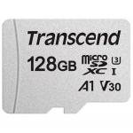 Transcend microSDXC/SDHC 300S [TS128GUSD300S-A]