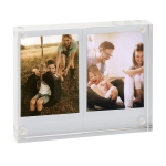 Fujifilm INSTAX MINI TWIN ACRYLIC PHOTO BLOCK TRANSPARENT
