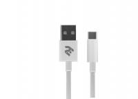2E Кабель USB 3.0 to Type C,Molding Type [2E-CCTAB-WT]
