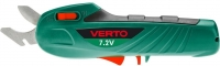 Verto Секатор аккумуляторный 7.2V, Li-Ion/1.3Ач, до16 мм, 0.64 кг