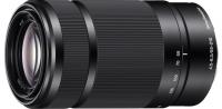 Sony 55-210mm f/4.5-6.3 Black