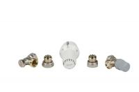 Danfoss Комплект термостатичний RAS-C2 + RA - FN + RLV 1/2