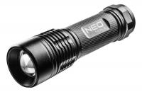 Neo Tools Ліхтар алюмінієвий, 200 люменів , 3xAAA, IPX7, LED SMD