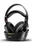 Philips SHD8800 Black Wireless