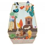 Oribel Настінна іграшка Veritiplay Чарівний сад