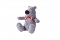 Same Toy Полярний ведмедик сірий (13 см)