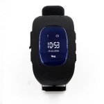 GoGPSme телефон-годинник з GPS трекером K50 [K50BK]