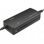 Trust Plug & Go Universal 120W Laptop Charger BLACK