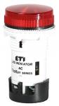 ETI TT01X1 240V AC (красная) 54мм