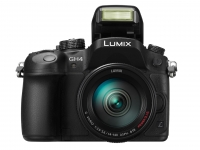 Panasonic DMC-GH4 [Kit 14-140 Black]