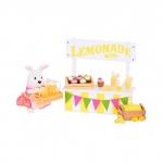 Li`l Woodzeez Ігровий набір Візок з лимонадом new