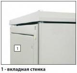 ZPAS Бічні стінки SZE2 1800x600 вкладні, 2 шт.