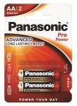 Panasonic PRO POWER AA [BLI 2 ALKALINE]