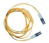 3M Оптический патч-корд LC/UPC-LC/UPC, 9/125, OS1, duplex, 3м