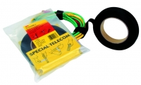 3M Стяжка Scotchflex Tie Wrap липкая, всепогодная