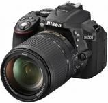 Nikon D5300 [+ 18-140mm black]