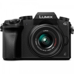 Panasonic DMC-G7 [kit 14-42 Black]