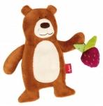 sigikid іграшка, що шарудить - Ведмедик (20 см)