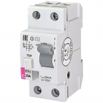 ETI Реле диференціальне (УЗО) EFI6-2 25/0,03 тип AC (6kA)