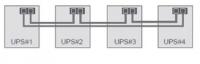 Legrand Комплект для паралельної роботи ДБЖ Daker DK 4,5-6-10 кВА
