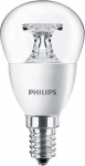 Philips LED Lustre ND E14 5.5-40W 230V 4000K P45 CL CorePro