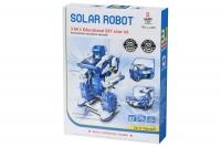 Same Toy Робот-конструктор - Трансформер 3 в 1 на сонячній батареї