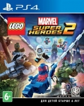 PlayStation LEGO Marvel Super Heroes 2 [Blu-Ray диск]
