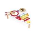 Janod Музичний інструмент - Стіл з ксилофоном