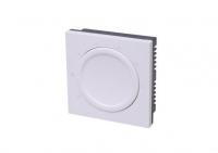 Danfoss Терморегулятор BasicPlus2 WT-T 5-30, механічний, 230V, In-Wall, білий