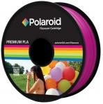 Polaroid Котушка з ниткою 1.75мм/1кг PLA, пурпурно-червоний