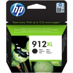 HP 912XL High Yield Original Ink Cartridge [3YL84AE]